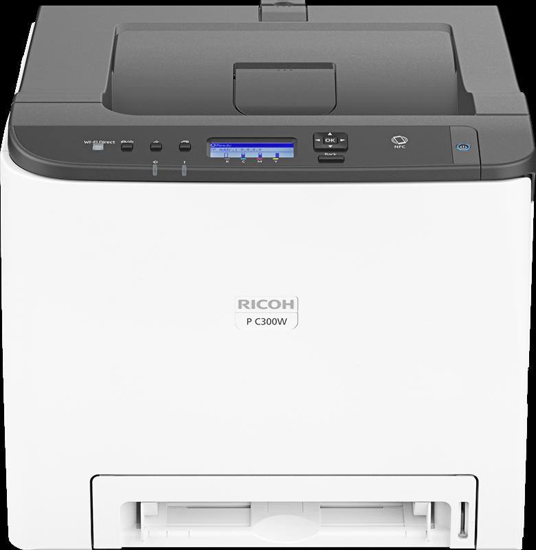 Farblaserdrucker Ricoh P C300W