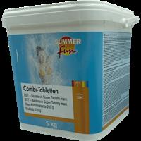 Combi-Tabletten 5 kg Summer Fun 0507705SF