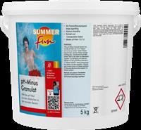 pH-Minus Granulat 5 kg Summer Fun 502010743